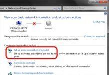 Thiết lập mạng không dây Ad Hoc trên Windows 7