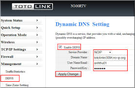 Hướng dẫn cấu hình No-IP, Nat Port ra Internet