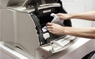 Máy in Laser – các lỗi thường gặp và cách khắc phục