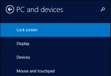 Tìm hiểu về PC & Devices trong Windows 8.1