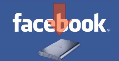 Hướng dẫn backup dữ liệu Facebook