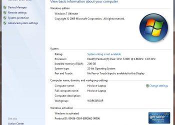 Hướng dẫn crack windows 7 và windows 7 sp1 tất cả các phiên bản x86 và x64 2