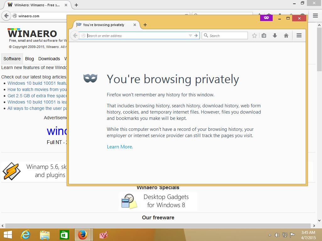 Hướng dẫn tự động xóa dữ liệu khi đóng trình duyệt Chrome, Firefox
