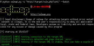 Hướng Dẫn Cài Đặt SQLMap Trên Windows