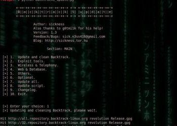 Hướng dẫn tạo virus backdoor trong Backtrack 5 R3 1