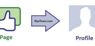 Chuyển Fanpage về trang Facebook cá nhân