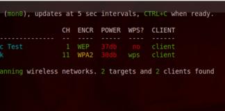 Hướng dẫn tạo website chứa virus trong backtrack