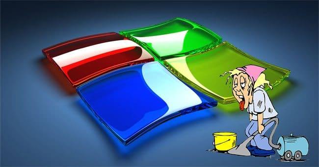 Dọn rác Windows - Tăng tốc khởi động máy tính