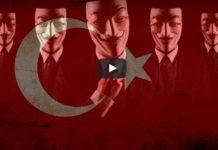 Anonymous tấn công mạng vào Thổ Nhĩ Kỳ, yêu cầu ngừng hỗ trợ Hồi giáo