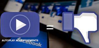 Tắt Autoplay video của Facebook để tiết kiệm 3G