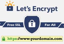 Cài đặt giao thức SSL miễn phí cho Website - HTTPS free (VPS)