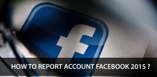 [Facebook] Tổng hợp thần chú report Facebook
