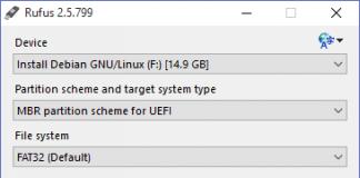 Cách tạo USB Boot, USB cài Windows bằng Rufus