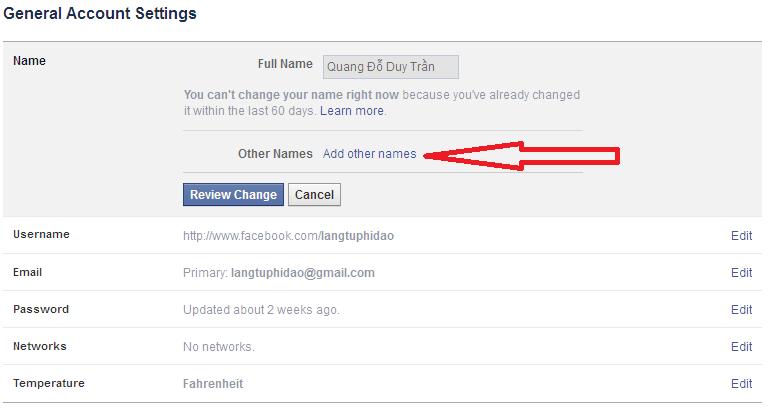 1 10 - List đặt tên phụ độc đáo cho Facebook