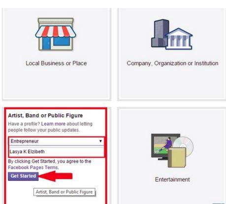 1 4 - Chuyển Facebook cá nhân thành Fanpage
