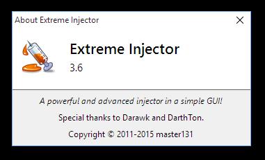 2 12 - Extreme Injector v3.6.1 - Công cụ tiêm DLL vào tiến trình đang hoạt động