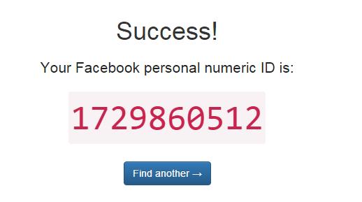 2 2 - Hướng dẫn tìm ID Facebook của bạn
