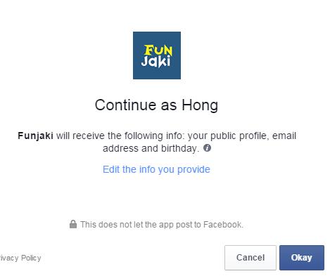 2 3 - Hướng dẫn tạo Facebook ID Card