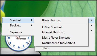 4 4 - Tạo Thanh Dock làm đẹp cho Desktop