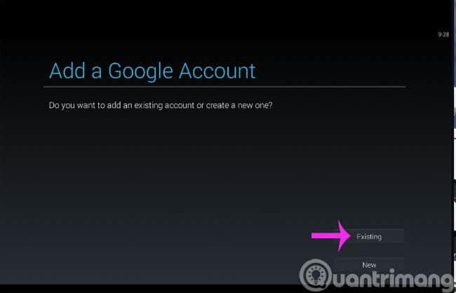 4 - Giả lập Android trên Windows