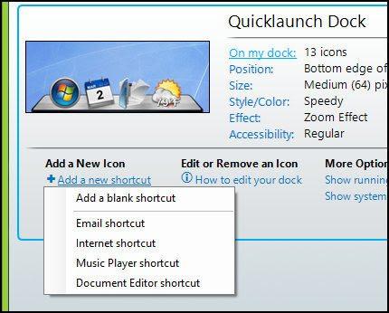 6 3 - Tạo Thanh Dock làm đẹp cho Desktop