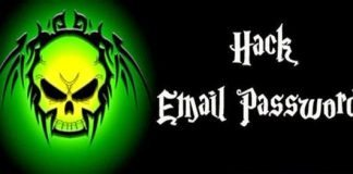 Hack mật khẩu Email bằng Google Dork 3