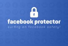 Bảo vệ Facebook của bạn bằng Facebook Protector 1
