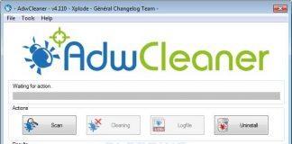 Tiêu diệt Popup, chống malware cho trình duyệt với AdwCleaner 1