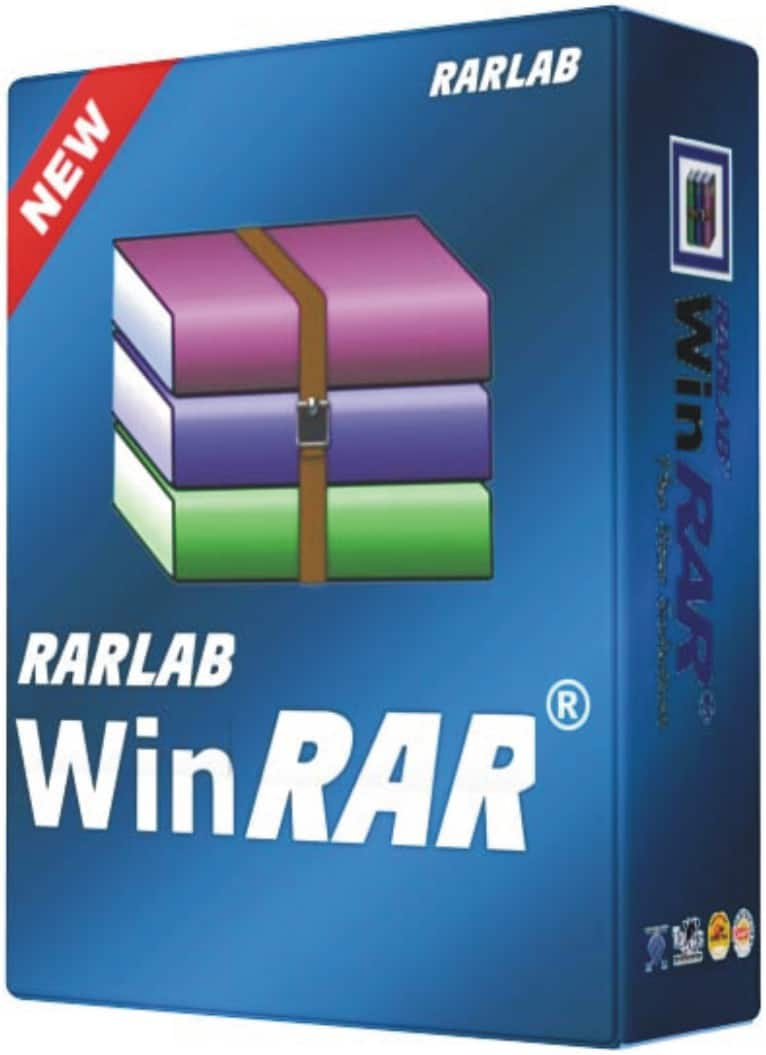 Phần mềm giải nén Winrar bản quyền