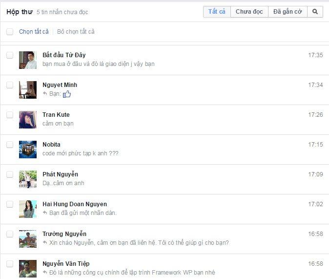 2 2 - Hướng dẫn Tích hợp Live Chat Facebook cho Website