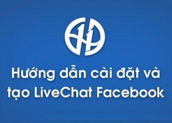 Hướng dẫn Tích hợp Live Chat Facebook cho Website 1