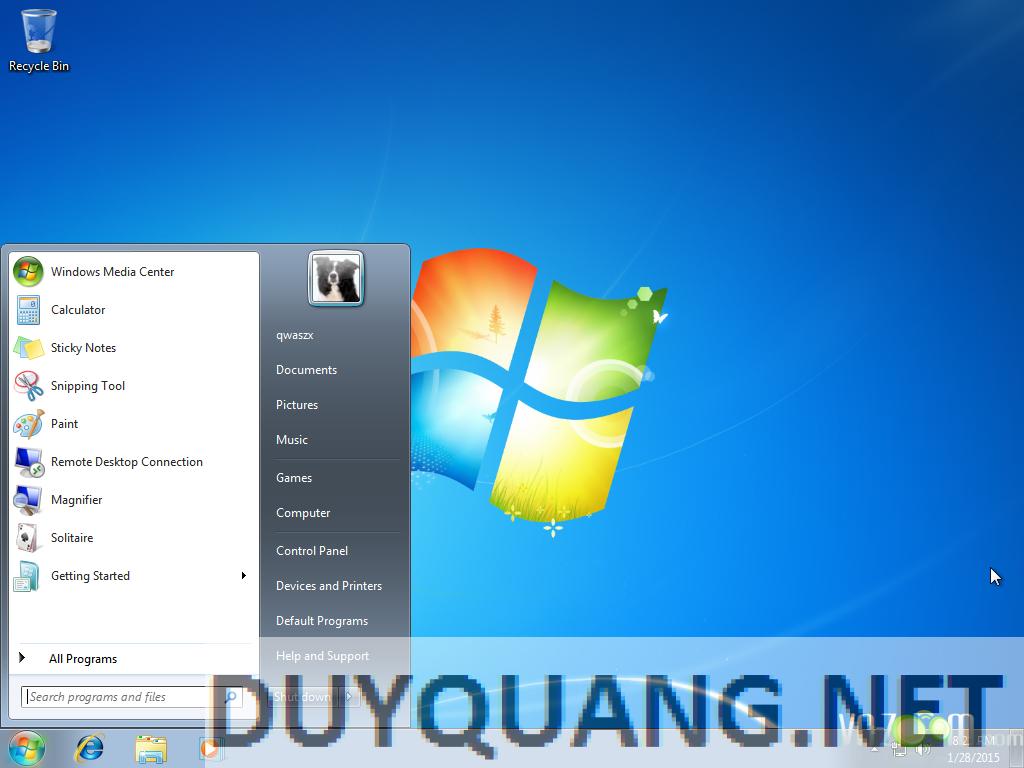 14 - Hướng dẫn Hack quyền Admin khi dùng máy tính sử dụng Windows