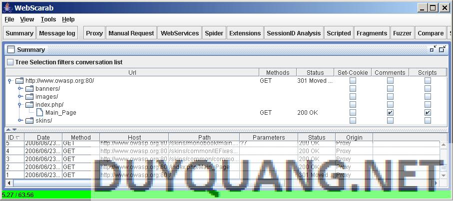 5 1 - 14 Công cụ Scan Lỗ Hổng Web để khai thác