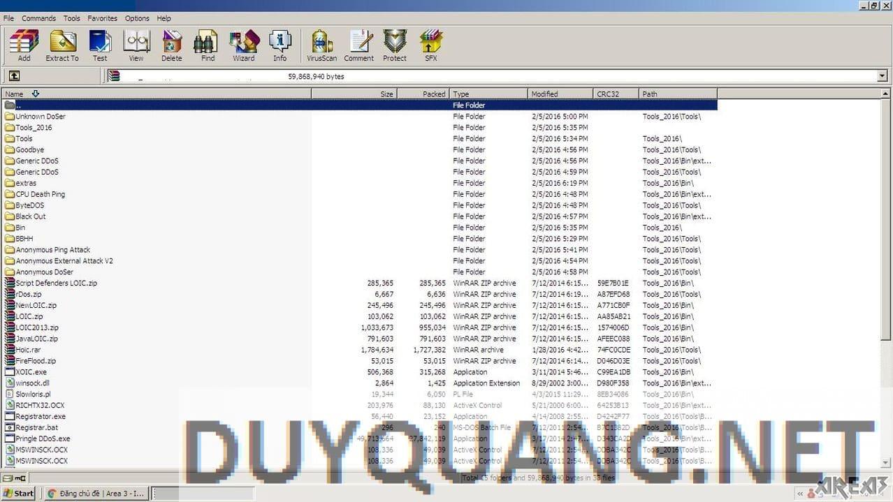 Share Tool DDOS 2016 (build *.exe) 1
