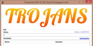 Phần mềm hỗ trợ Tìm và Tải Virus, Rat, Trojan cực an toàn 1