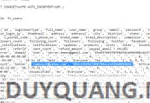 Hướng dẫn hack Email bằng Google Dork 4