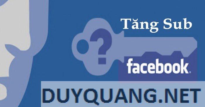 Tổng hợp các trang Web buff Sub, buff Like Facebook