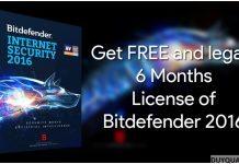 Nhận ngay bản quyền 180 ngày Bitdefender Internet Security 2016 (30 USD) 1