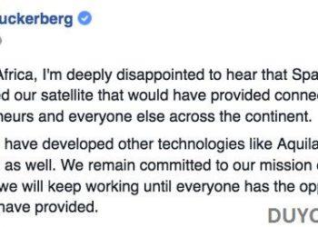 Tên lửa của Elon Musk phát nổ đốt cháy 95 triệu USD của Facebook 1