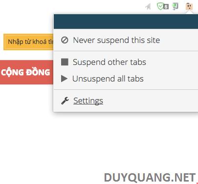 1 qohk - Chữa bệnh ngốn RAM của Chrome và Cốc Cốc