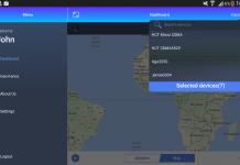 Phần mềm theo dõi Điện Thoại Trackview 3