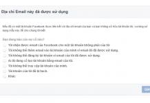 Cách Xóa Mail Trong Facebook Của Người Khác