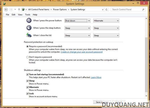 windows 4 - 9 bước tăng tốc quá trình khởi động Windows 8