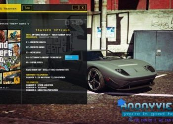 Cách để hack game Grand Theft Auto V 3