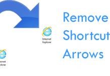 """Hướng dẫn xóa chữ """"Shortcut"""" trên Desktop 2"""
