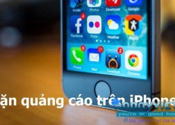 Hướng dẫn chặn Quảng Cáo trên Iphone và Ipad 1