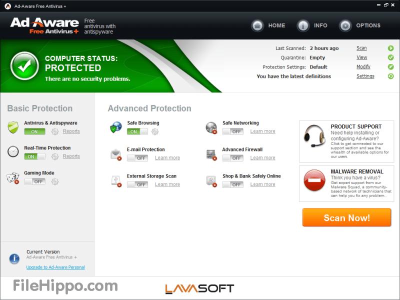 adwre - TOP 9 Phần mềm diệt virus tốt nhất 2018