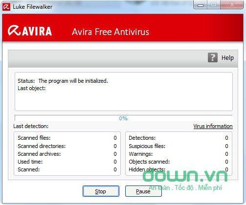 avira - TOP 9 Phần mềm diệt virus tốt nhất 2018