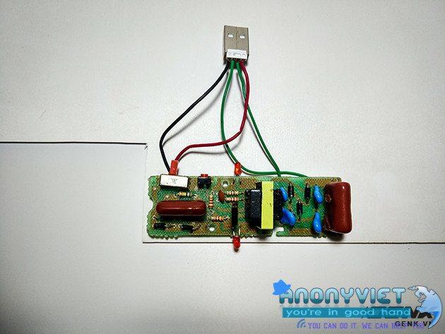 buoc2 - Cách Tạo USB Killer Có Thể Giết Máy Tính Chưa Đầy Một Giây