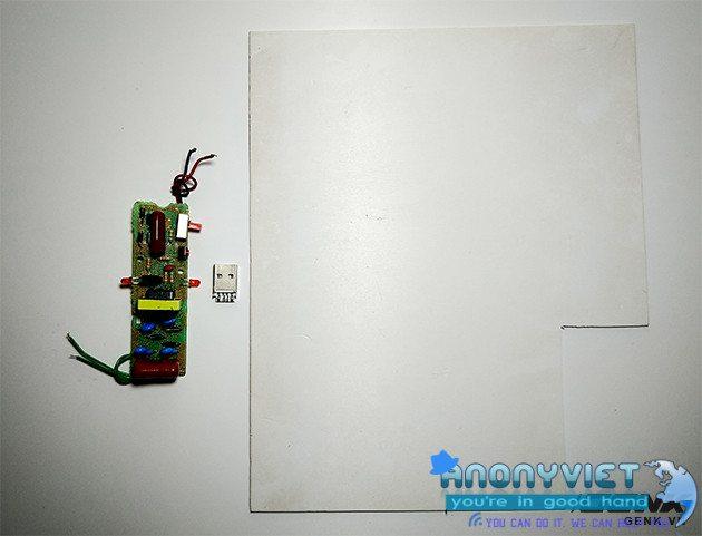 chuan bi 1477939685164 - Cách Tạo USB Killer Có Thể Giết Máy Tính Chưa Đầy Một Giây